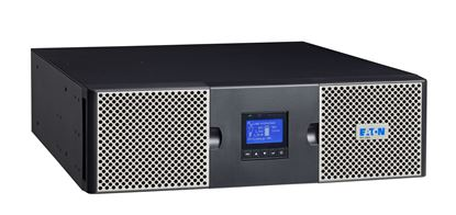 Picture of EATON 9PX 3000VA RT3U (tower/rack 3U). Graphical LCD display. Hot