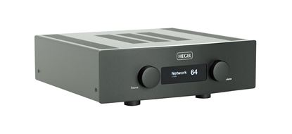 Picture of HEGEL H390 Integrated Amplifier. 2x250W into 8 Ohm, Dual mono
