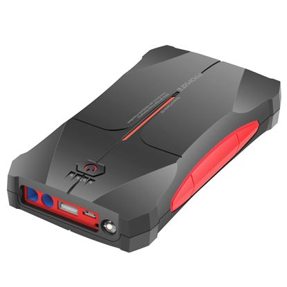 Picture of PROMATE 12V IP66 Car Jump Starter with Built-in 10000mAh Powerbank.