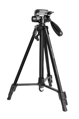 Picture of PROMATE 3-Way Precision Head Tripod 50cm-150cm Height Adjustment.