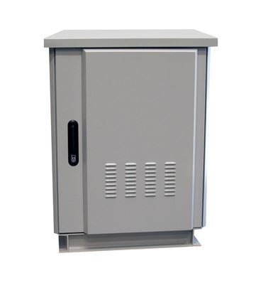 Picture of DYNAMIX 18RU Outdoor Freestanding Cabinet. (800 x 600 x 975mm