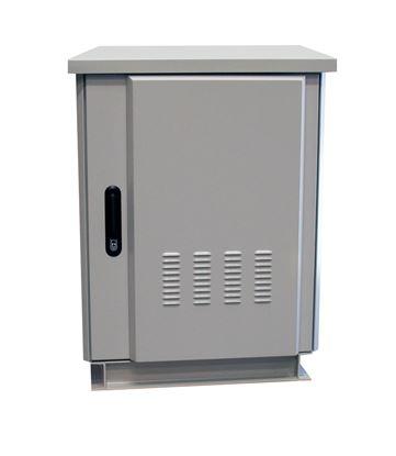 Picture of DYNAMIX 24RU Outdoor Freestanding Cabinet. (800 x 800 x 24U)