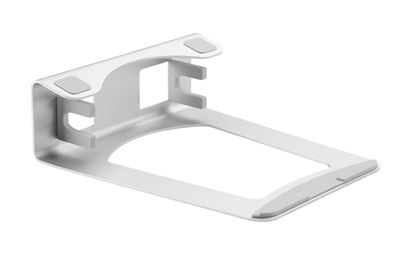 Picture of BRATECK 2 in 1 Adjustable Aluminium Laptop Stand.