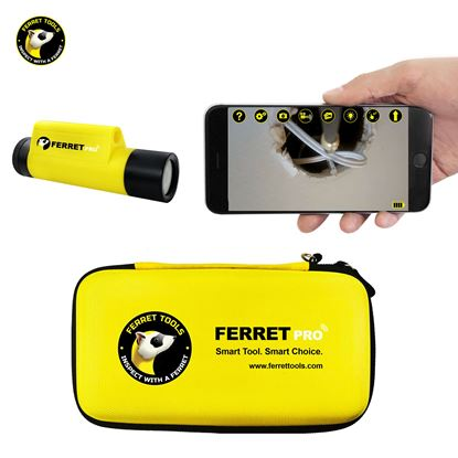 Picture of FERRET Pro - Multipurpose Wireless Inspection Camera & Cable Pulling