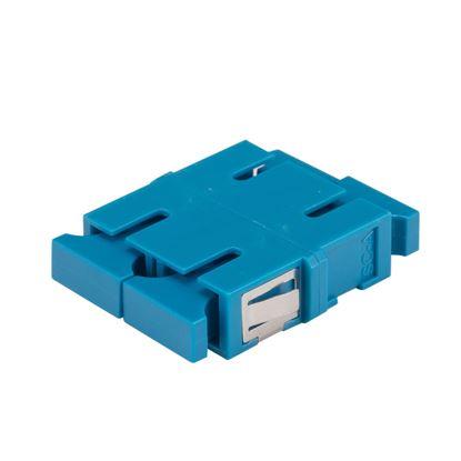 Picture of DYNAMIX Adapter SC Duplex SM Blue Flangeless