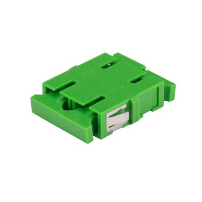 Picture of DYNAMIX Adapter SCA Duplex SM Green Flangeless