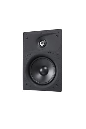 Picture of LUMI AUDIO 6.5' 2-Way In-wall Frameless Speaker. Frequency