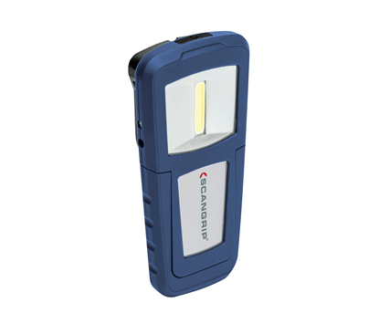 Picture of SCANGRIP MINIFORM Rechargeable LED Pocket-sized Handheld Work Light.