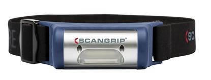 Picture of SCANGRIP I-VIEW Rechargable Hands-Free Headlight.
