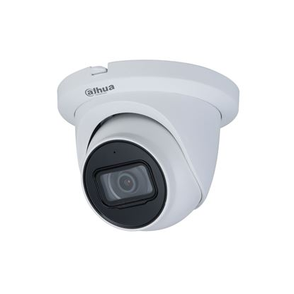 Picture of DAHUA 4MP IP IR Turret Camera with 2.8mm Lens. 20fps@4mp (2688