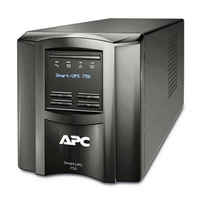 Picture of APC Smart-UPS 750VA (500W) Tower with Smart Connect. 230V Input/