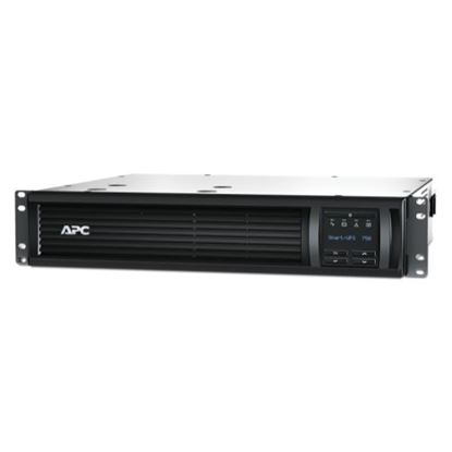Picture of APC Smart-UPS 750VA (500W) 2U Rack Mount with Smart Connect. 230V