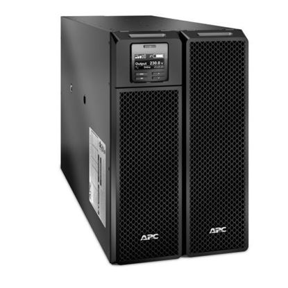 Picture of APC Smart-UPS 10KVA (10KW) 230V Input/Output. 6x IEC C13 Outlets.