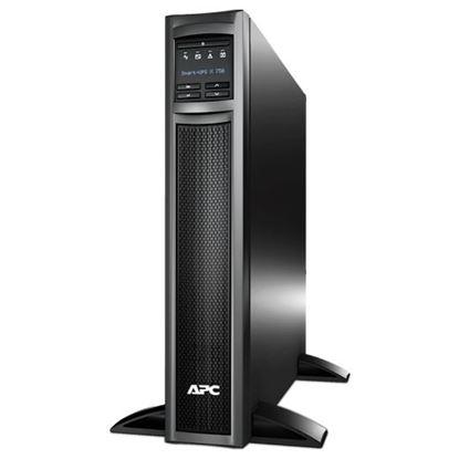 Picture of APC Smart-UPS 750VA (600W) 2U Rack/ Tower. 230V Input/Output. 8x IEC