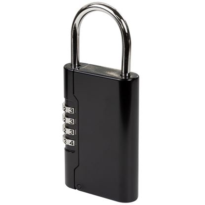 Picture of DYNAMIX Small Portable Key Storage Safe. Store and Share your Spare