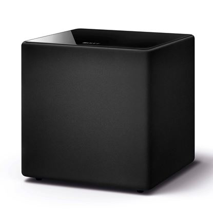 Picture of KEF 12' 300W Subwoofer. 1x 300mm driver. 22~140Hz. 114dB. RCA phono