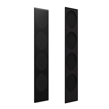 Picture of KEF Cloth Grille For Q750 Speaker. Colour Black