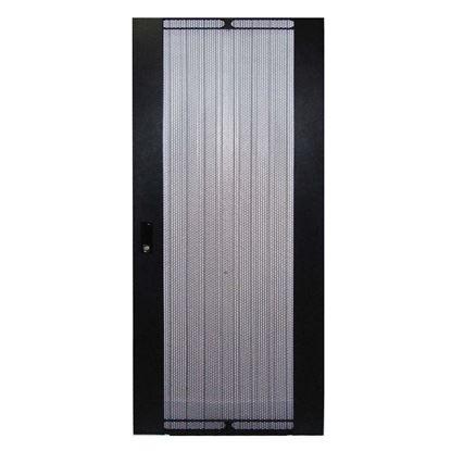 Picture of DYNAMIX Front Single Mesh Door for 42RU 800mm Wide Server Cabinet.