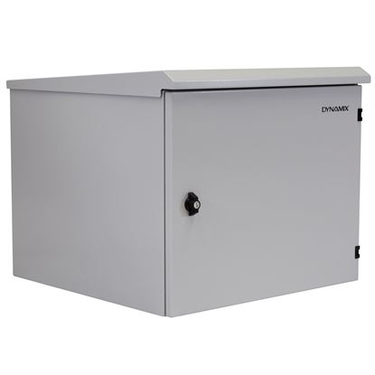 Picture of DYNAMIX 9RU Outdoor Wall Mount Cabinet. (611 x 625 x440mm). IP65