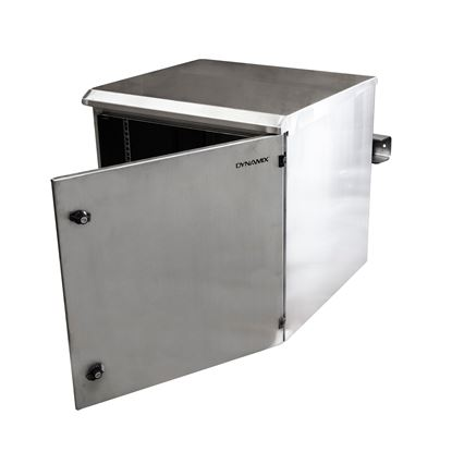 Picture of DYNAMIX 24RU Stainless Outdoor Wall Mount Cabinet (610 x 625 x