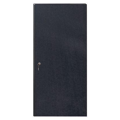 Picture of DYNAMIX Solid Back Door for 37RU 600mm Wide SR Series Cabinet