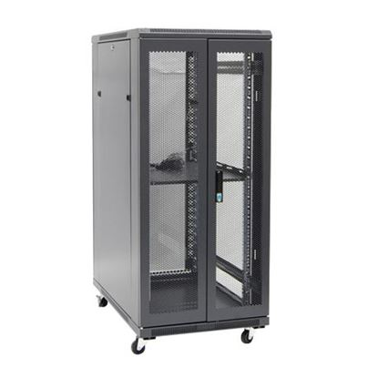Picture of DYNAMIX 27RU Server Cabinet 800mm Deep (800 x 800 x 1410mm) Includes