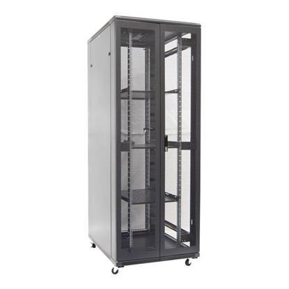 Picture of DYNAMIX 45RU Server Cabinet 1200mm Deep (800x1200x2210mm) FLAT PACK