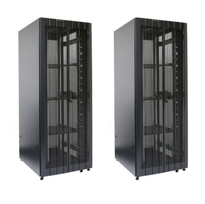 Picture of DYNAMIX 47RU Server Cabinet 1000mm Deep (800x1000x2250mm) FLAT PACK