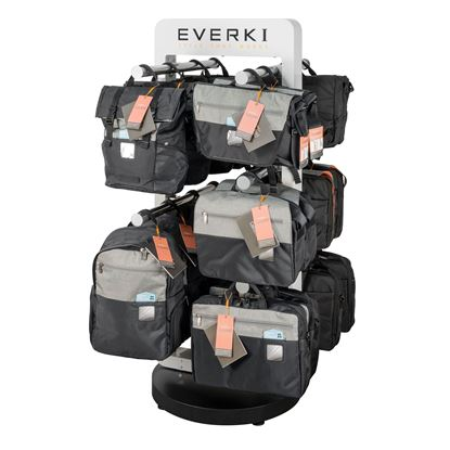 Picture of EVERKI Notebook Display Stand. Hold up to 20 Bags with 5