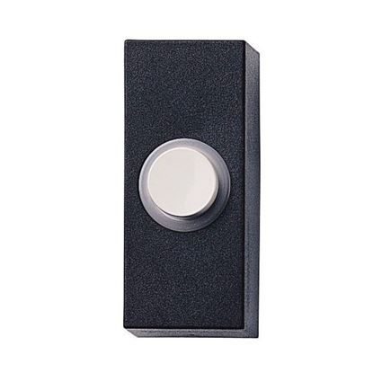 Picture of HONEYWELL Spotlight Push Button Illuminated Doorbell. Wired. IP40.