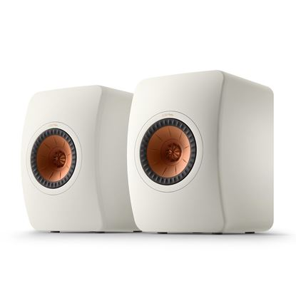 Picture of KEF LS50 Meta Passive Speakers Meta Material Absorption Technology