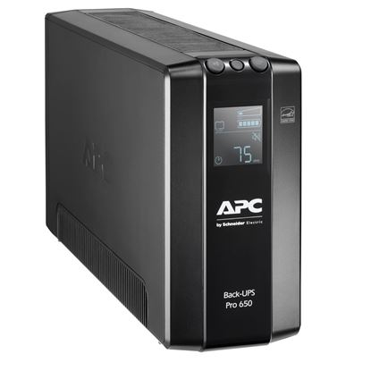 Picture of APC Back-UPS PRO Line Interactive 650VA (390W) with AVR, 230V