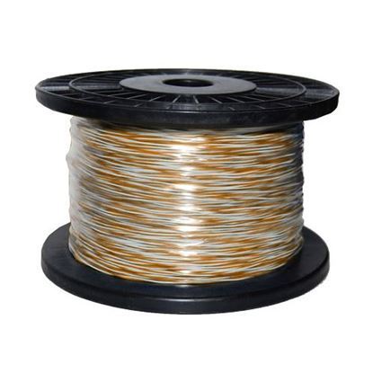 Picture of DYNAMIX 250m Orange & White Jumper Cable Roll Copper: 0.5mm