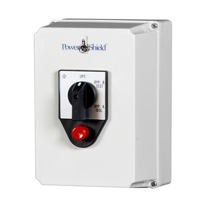 Picture of POWERSHIELD Wall Mounted External Maintenance Bypass Switch 6kVA