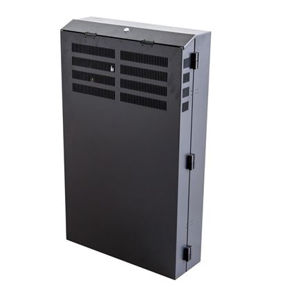Picture of DYNAMIX 6RU Vertical Wall Mount Cabinet with 2RU Horizontal
