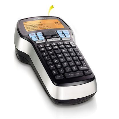 Picture of DYMO LabelManager 420P Portable Labeller, 7 font sizes, 8 font