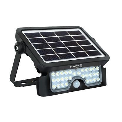 Picture of PROMATE Multi-Function Water Resistant Ultra-Bright Solar Light.