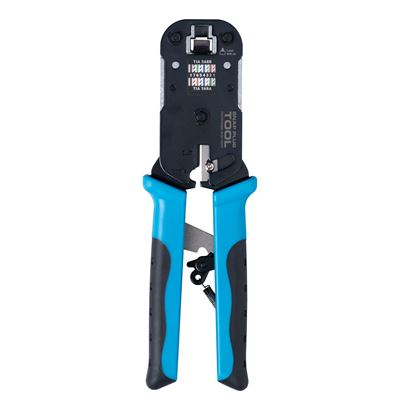 Picture of DYNAMIX Heavy Duty Push Through Crimper with Built-in Stripping &