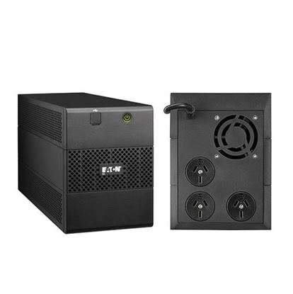 Picture of EATON 5E UPS 1500VA/900W, 3x ANZ OUTLETS, Fan
