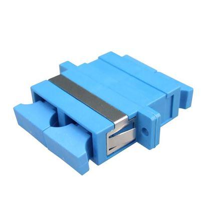 Picture of DYNAMIX Fibre SC to SC Duplex, Single-mode Joiner, Ceramic sleeve,