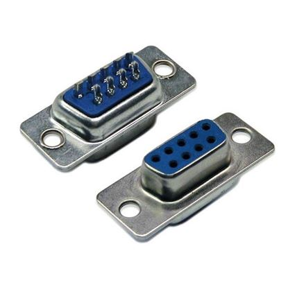 Picture of DYNAMIX Solder Connector (DB9 Female)