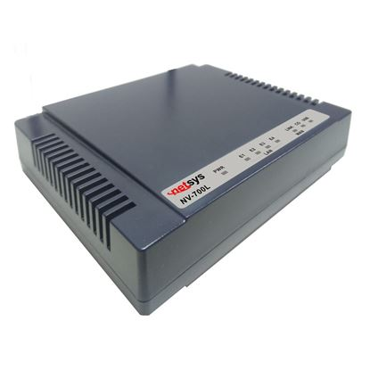 Picture of NETSYS Managed Single Master/Slave LAN Extender.