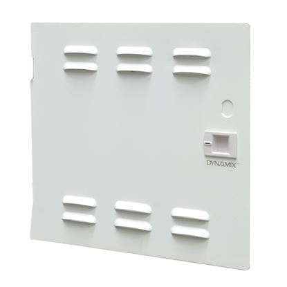 Picture of DYNAMIX Flush Mount Front Door for HWS-1404V2. Recessed Enclosure.