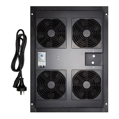 Picture of DYNAMIX Replacement Drop in Fan Tray for ST Series Cabinets.