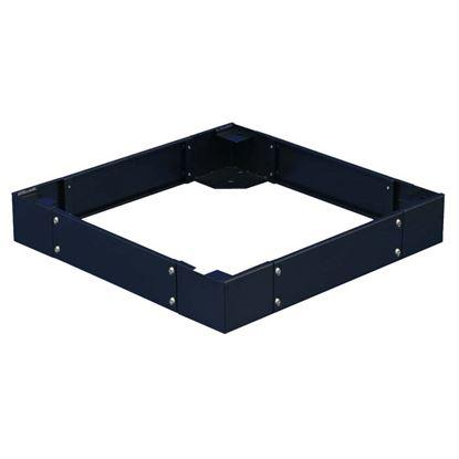 Picture of DYNAMIX SR Series Cabinet Plinth. 100mm high. Suites 800 x 900mm SR