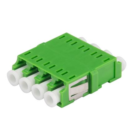 Picture of DYNAMIX Adapter LCA Quad SM Green Flangeless