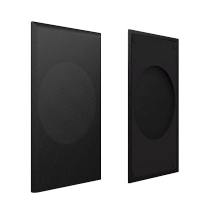 Picture of KEF Cloth Grille For Q350 Speaker. Colour Black. SOLD AS PAIR.