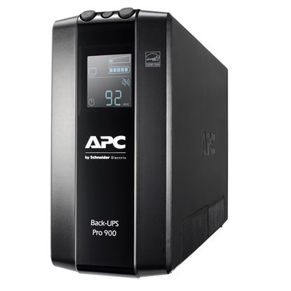 Picture of APC Back-UPS PRO Line-Interactive 900VA (540W) with AVR, 230V