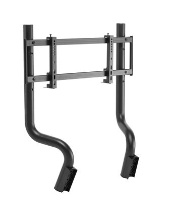 Picture of BRATECK Gaming Height Adjustable Single Monitor Stand Designed for