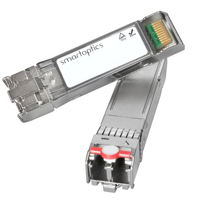 Picture of SMARTOPTICS 10G SFP+ LC Duplex HPE 1310nm Transceiver Module for